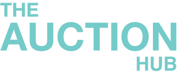 The Auction Hub Logo